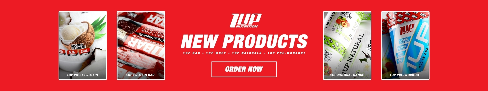 1UP New Products