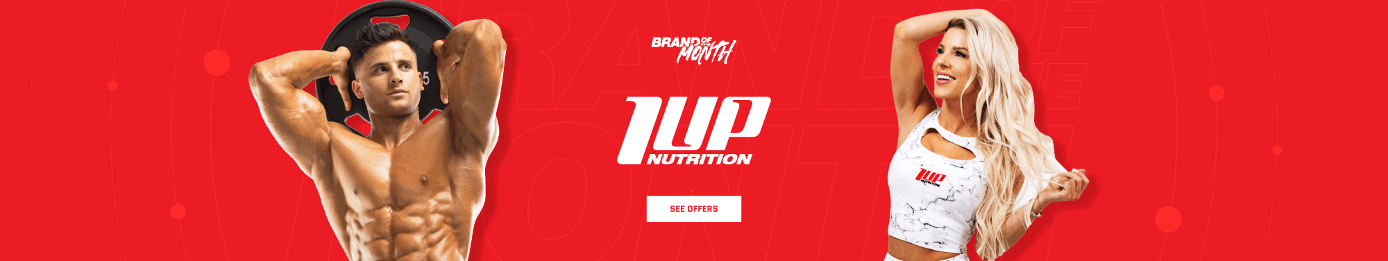1UP Brand of the Month