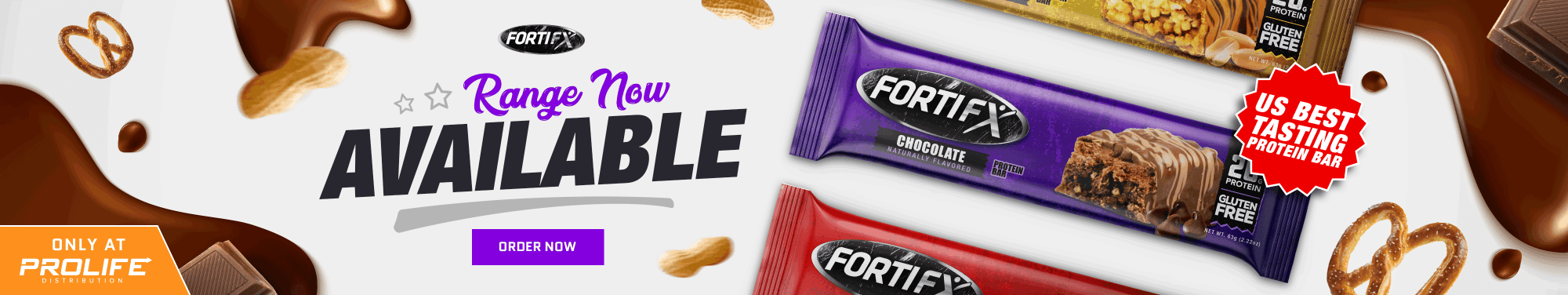 FortiFX Now Available