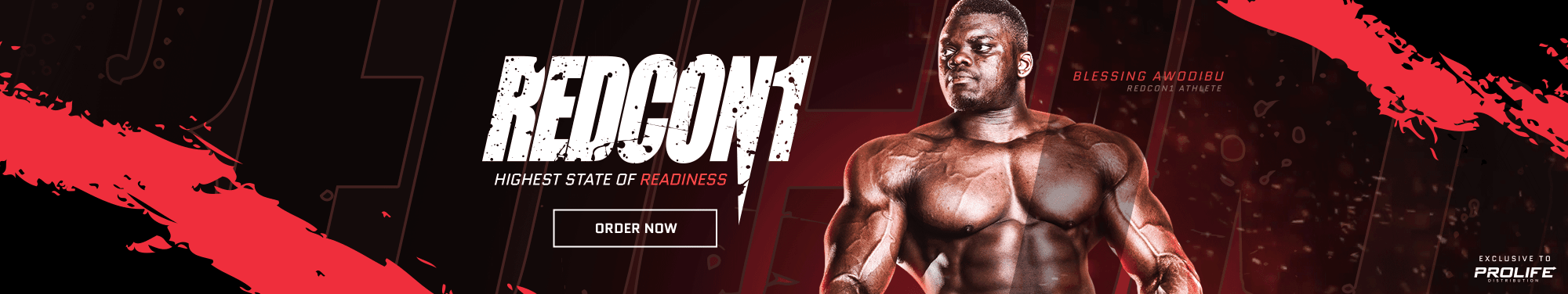 Redcon1 Banner