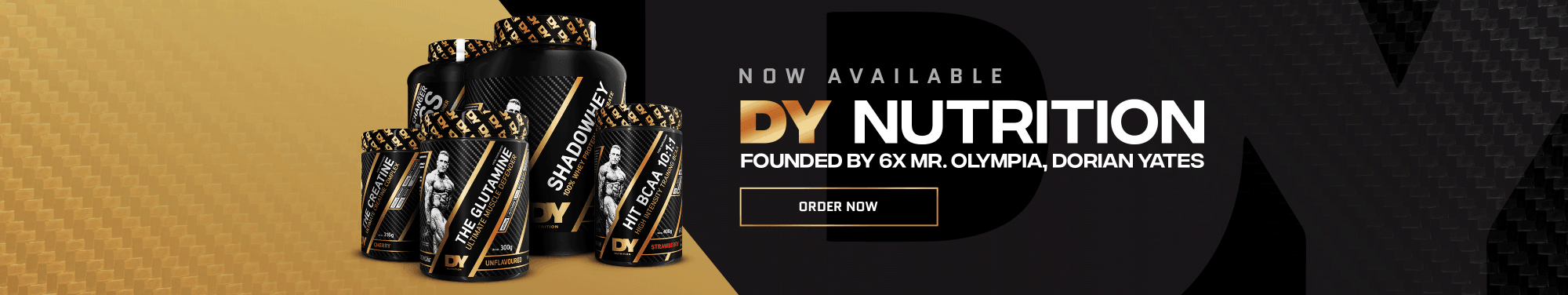 DY Nutrition Now Available