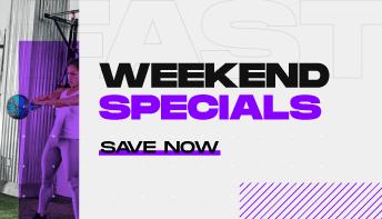 Weekend Specials