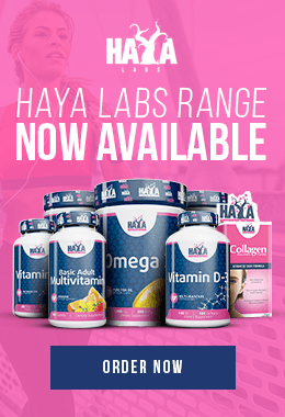 Haya Labs Now Available