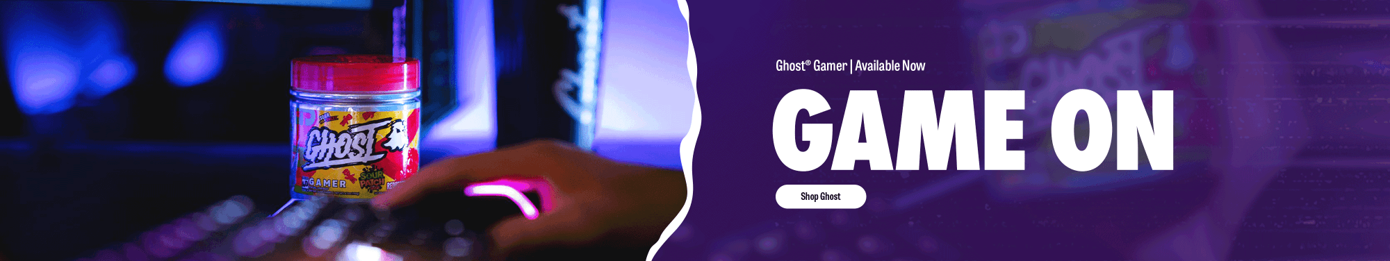 Ghost Gamer Now Available