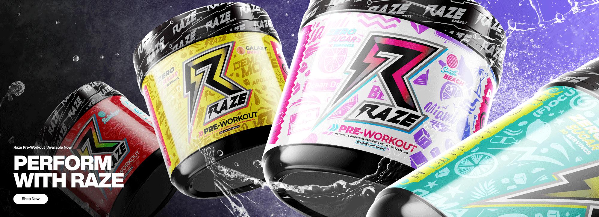 Raze Pre-Workout