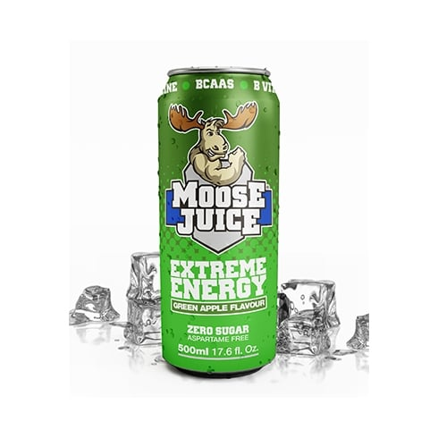 Muscle Moose Moose Juice 12 x 500 ml