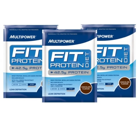 Multipower Fit Protein Diet 20 x 60g sachets