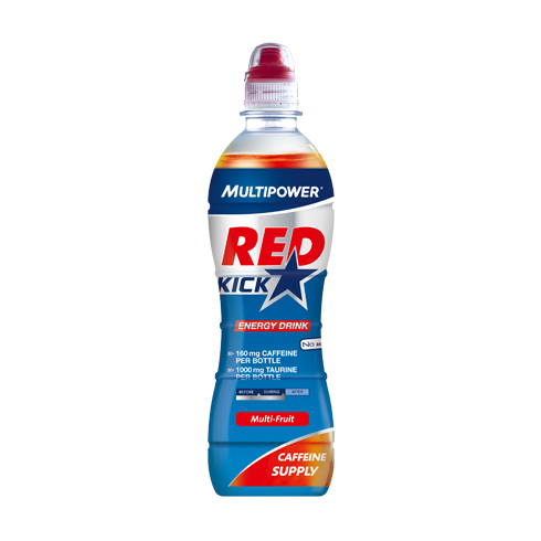 Multipower Red Kick Original 500 ml X 12 bottles