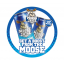 Moose Juice Shelf Talker 13cm