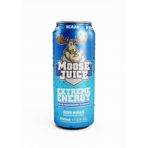 Muscle Moose Moose Juice - Single Can 500 ml