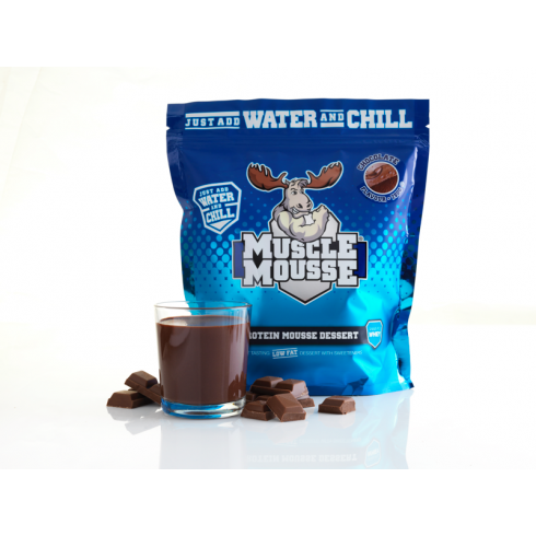 Muscle Moose Muscle Mousse 750g