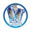 Moose Juice Shelf Talker 13cm