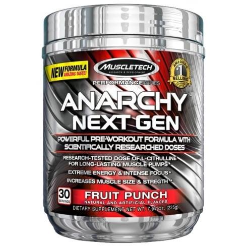 MuscleTech Anarchy Next Gen 185G