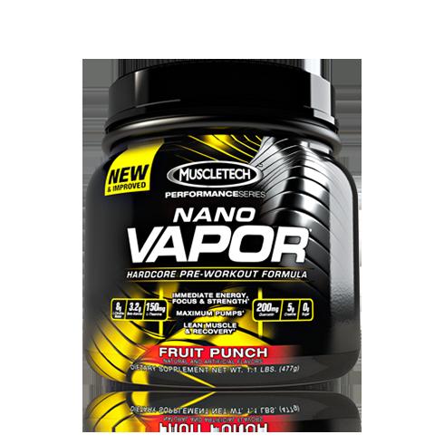 MuscleTech Nano Vapor Perf Series 440g
