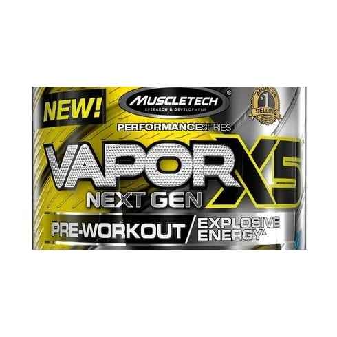 MuscleTech Vapor X5 Next Gen 2 Serve 20G