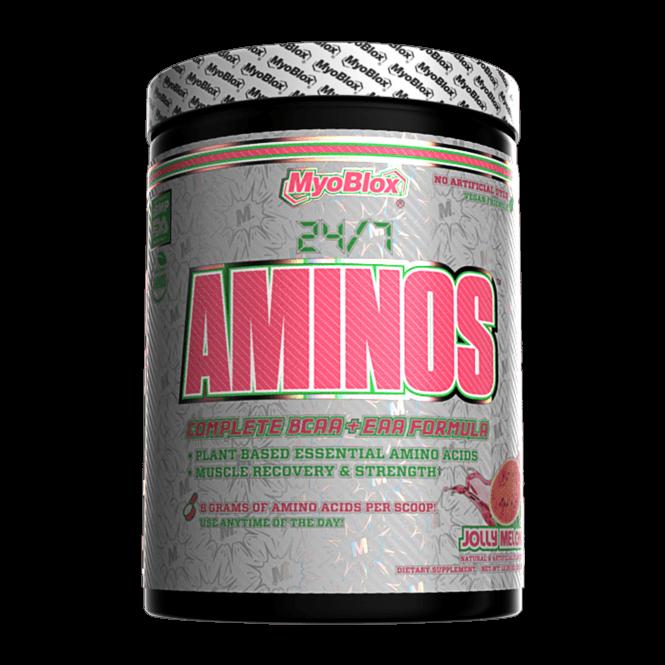 MyoBlox 24/7 Aminos 30 Servings