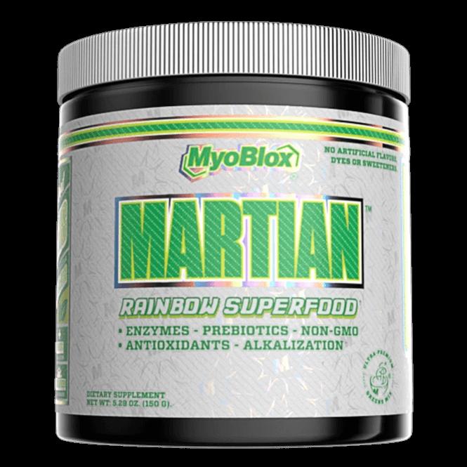 MyoBlox MARTIAN (Rainbow Superfood) 150g