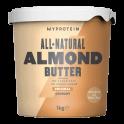 MyProtein Almond Butter Crunchy 1kg (SHORT DATED)