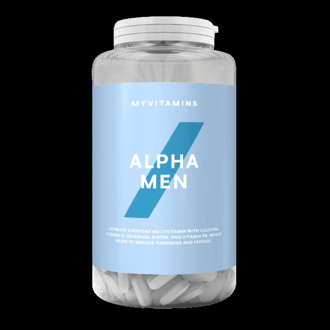 MyProtein Alpha Men Super Multi Vitamin 120 Capsules (SHORT DATED)