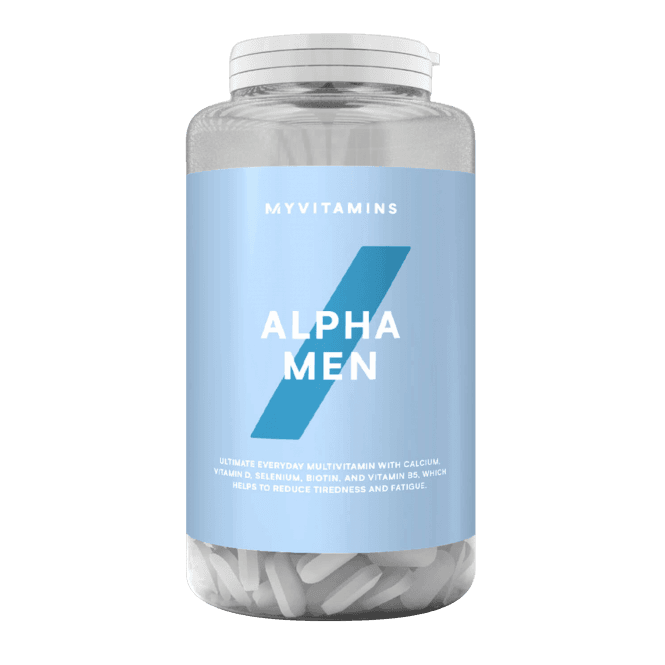 MyProtein Alpha Men Super Multi Vitamin 240 Capsules