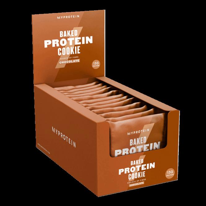 MyProtein Baked Cookie 12x75g