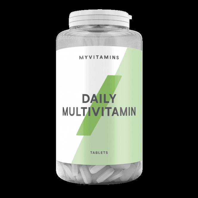 MyProtein Daily Vitamins Multi Vitamins 60 Tabs