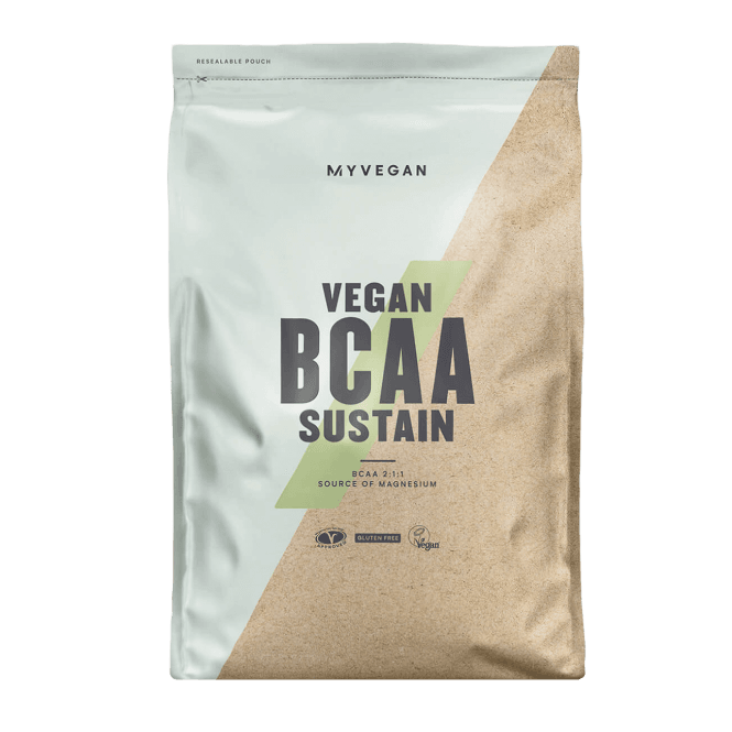 MyProtein MyVegan BCAA Sustain 250g (SHORT DATED)