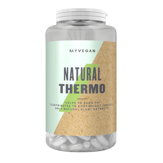 MyProtein Natural Thermo 90 Capsules (SHORT DATED)