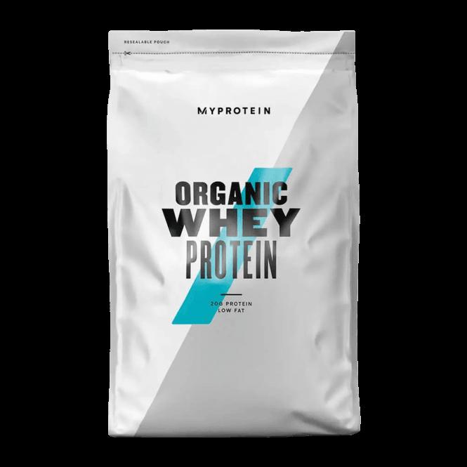 MyProtein Organic Whey Protein 1kg