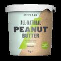 MyProtein Peanut Butter Natural - Crunchy 1kg