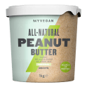 MyProtein Peanut Butter Natural - Smooth 1kg