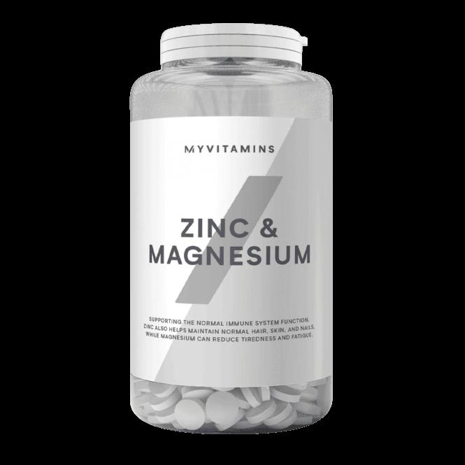 MyProtein Zinc and Magnesium 90 Capsules