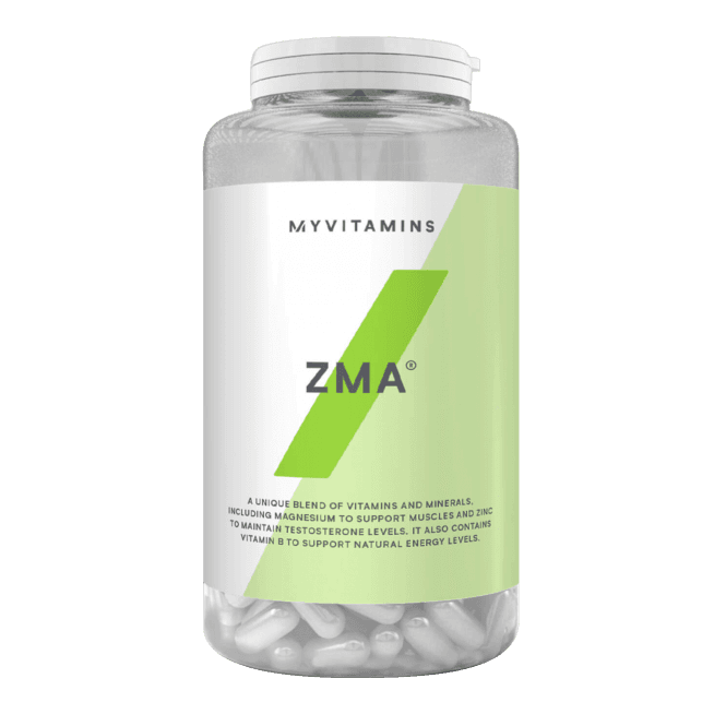 MyProtein ZMA 270 Capsules (SHORT DATED)