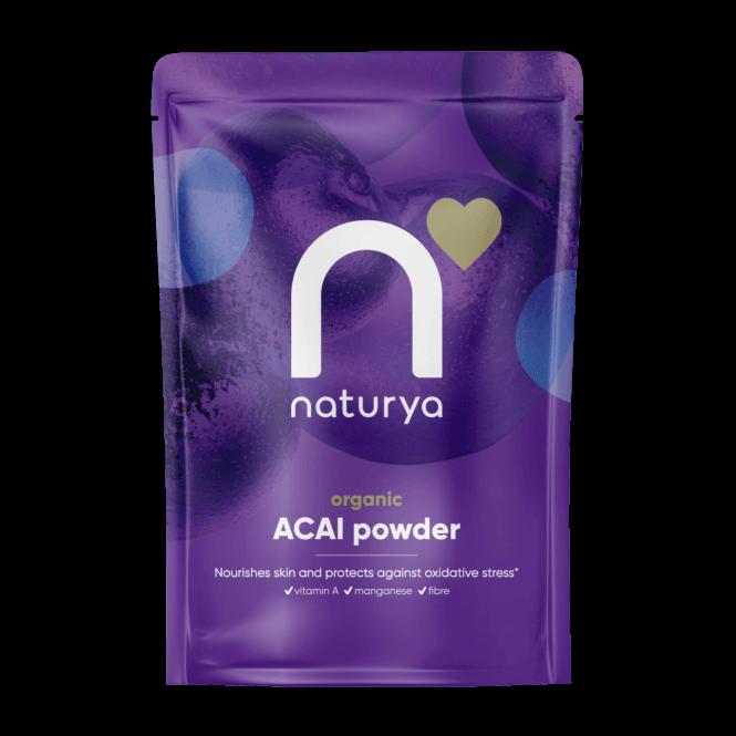 Naturya Organic Acai Powder 80g