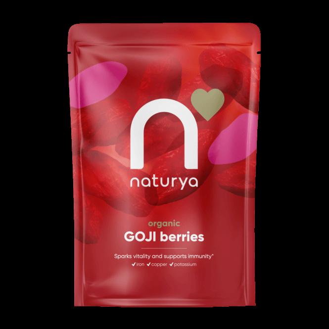 Naturya Organic Goji Berries 125g