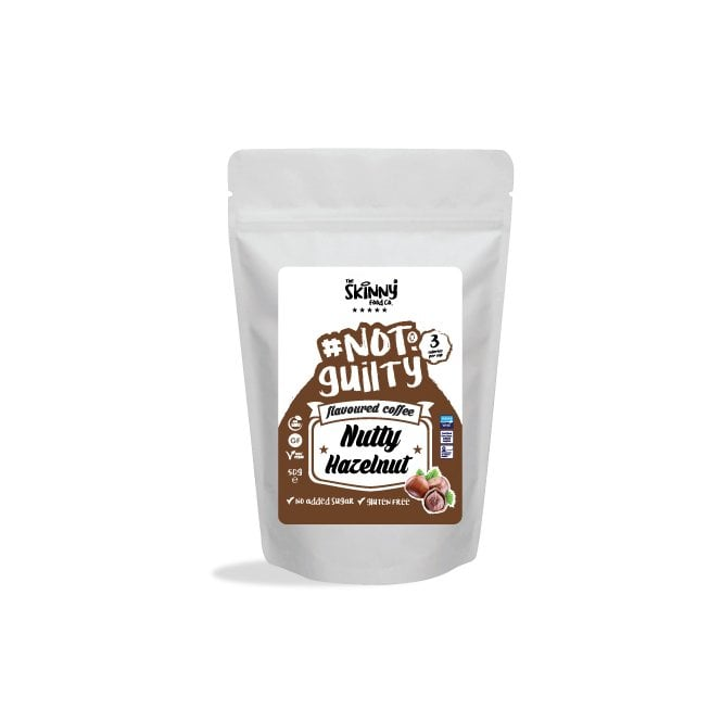 Skinny Food Co NotGuilty Instant Coffee 50g (SHORT DATED)