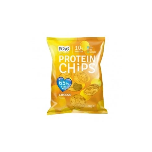 NOVO Nutrition Protein Chips 6X30G (SHORT DATED)
