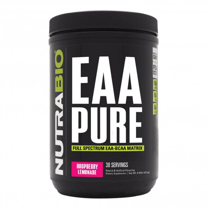 NutraBio Labs EAA Pure 30 Serv 420g