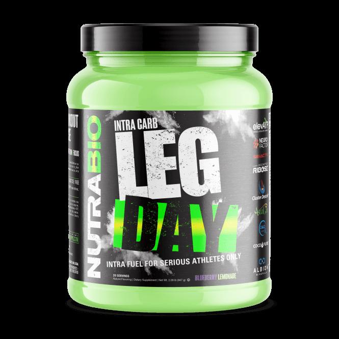 NutraBio Labs Leg Day 20 Servings