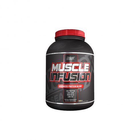 Nutrex(discontinued) Muscle Infusion 2.2kg