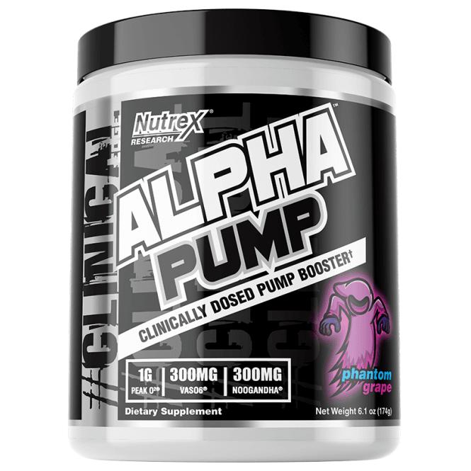 Nutrex Research Alpha Pump 176g