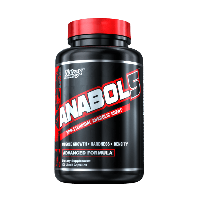 Nutrex Research Anabol-5 120 Caps