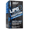 Nutrex Research Lipo-6 Black Night Time Ultra Concentrate 30 Caps