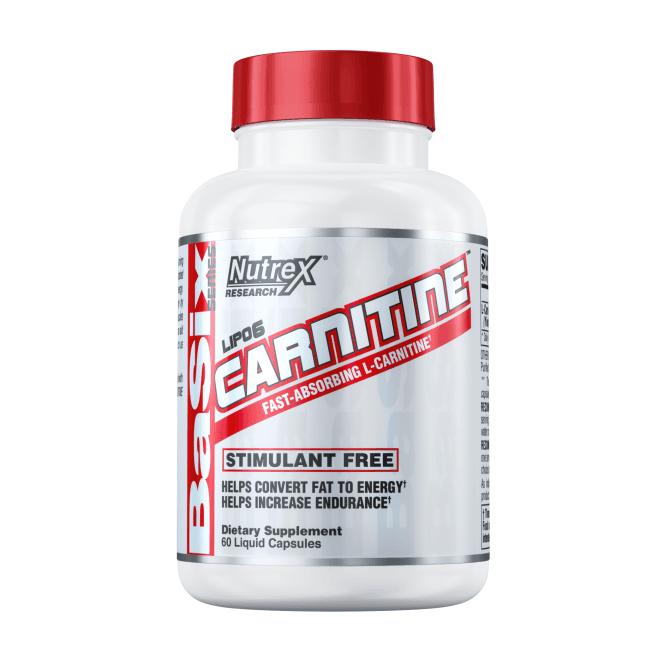 Nutrex Research Lipo-6 Carnitine 60 Caps