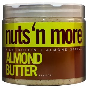 Nuts N More Almond Butter 454G (SHORT DATED)