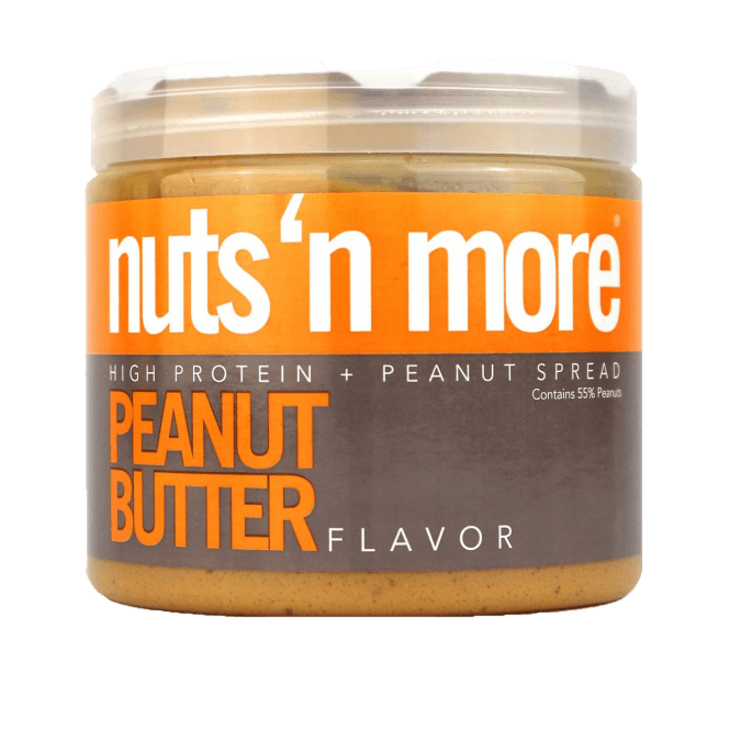 Nuts N More Peanut Butter 454G