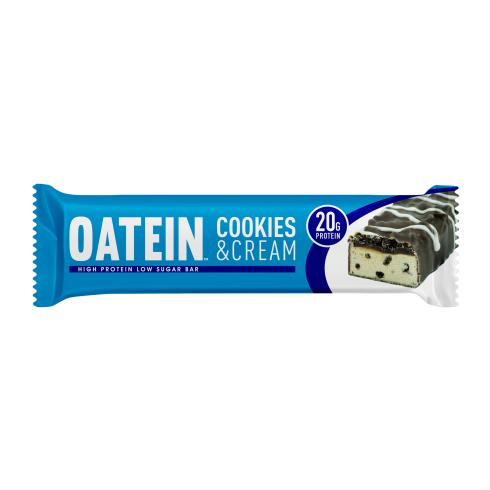 Oatein Low Sugar Protein Bar 12 x 60g