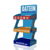 Oatein Low Sugar Protein Bar Counter Display One Size