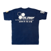 Olimp Born In The Gym T-Shirt Navy