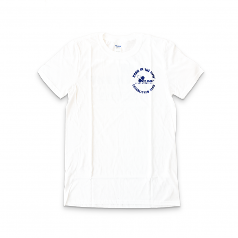 Olimp Born in the Gym T-Shirt White